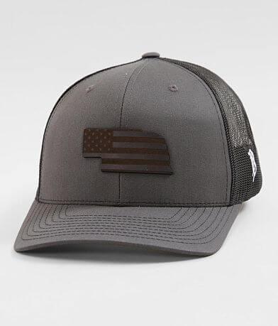 Branded Bills Nebraska Trucker Hat