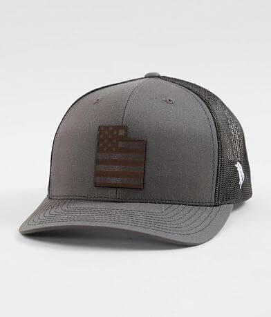 Branded Bills Utah Trucker Hat