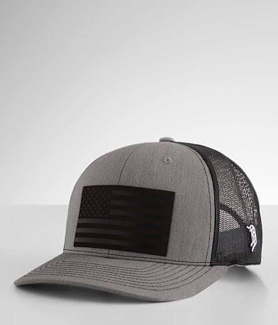 Branded Bills USA Flag Trucker Hat