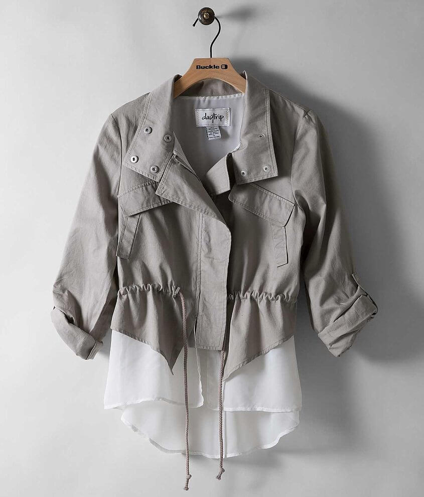 Daytrip Canvas Jacket front view