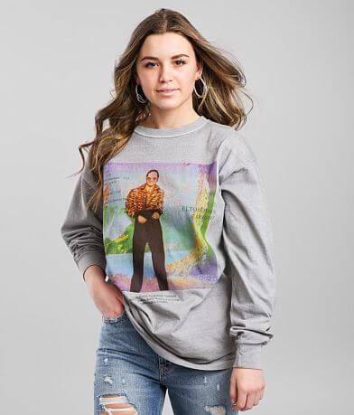 Elton John Caribou Oversized T-Shirt