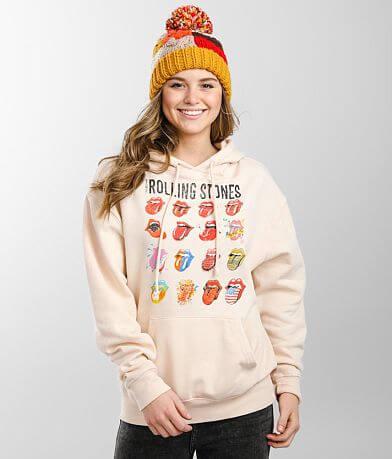 The Rolling Stones Hooded Sweatshirt