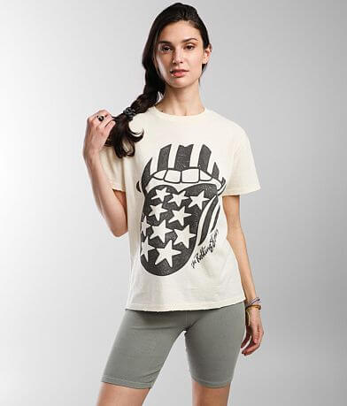 The Rolling Stones Americana Band T-Shirt