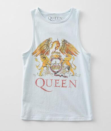 Queen Greatest Hits Band Tank Top