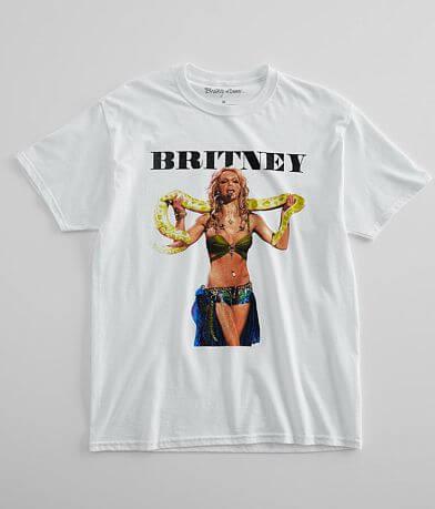 Britney Spears Python T-Shirt