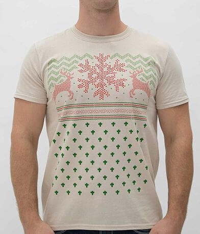 Brew City Ugly Sweater T-Shirt