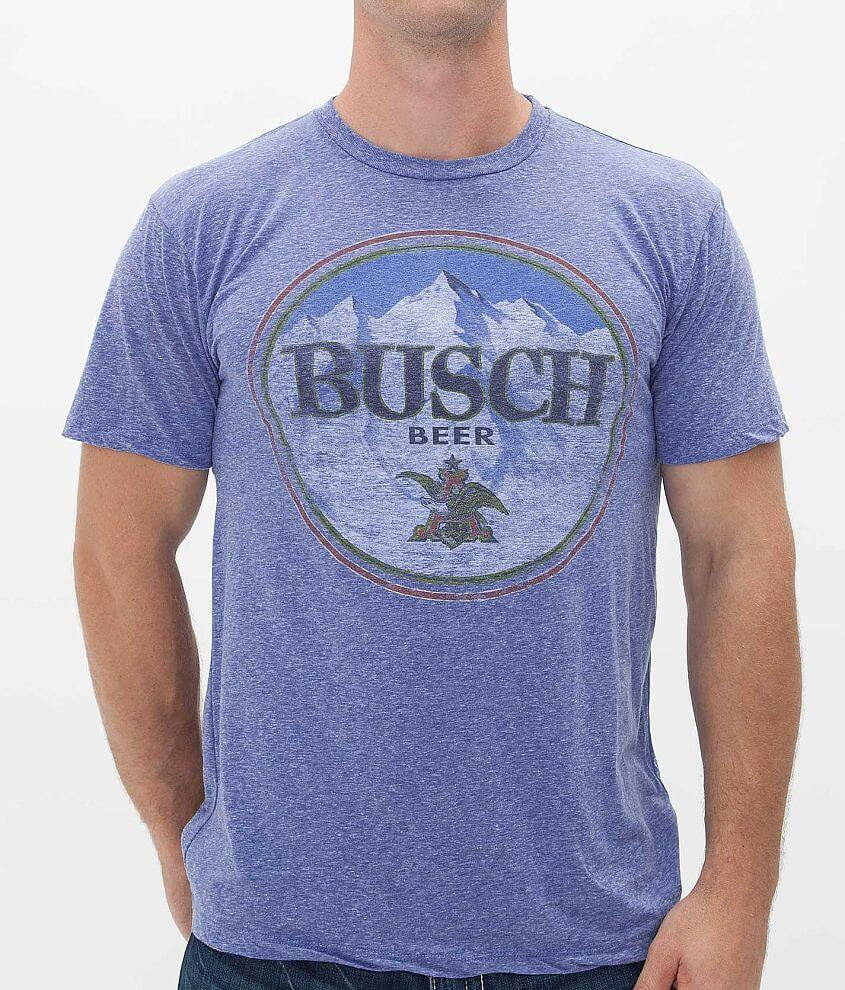 Brew City Busch Beer T-Shirt - Men's T-Shirts in Royal | Buckle