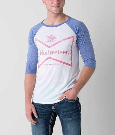 Brew City Budweiser Bowtie T-Shirt