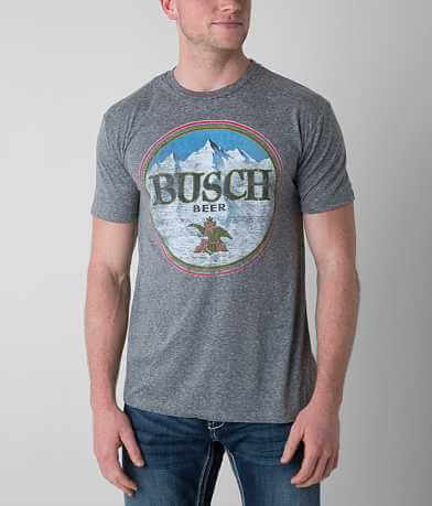 Brew City Faded Busch T-Shirt