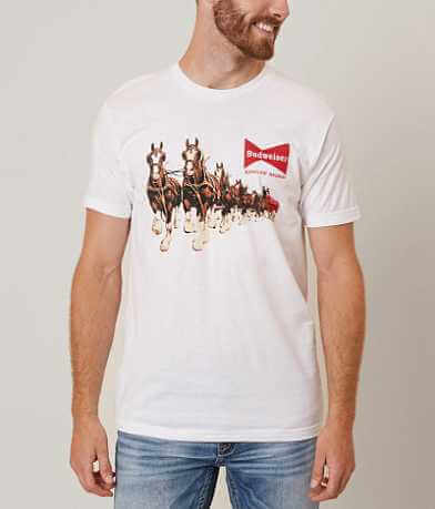 Brew City Budweiser Clydesdales T-Shirt