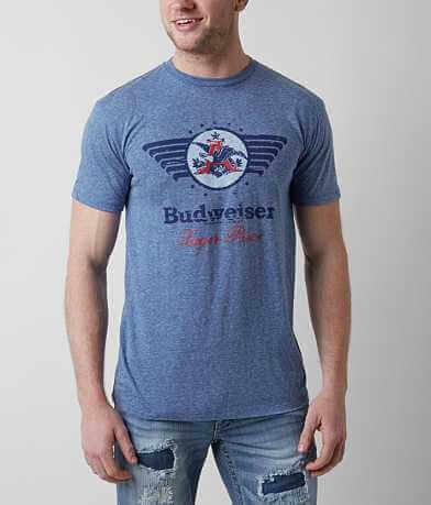Brew City Budweiser Vintage Wing T-Shirt