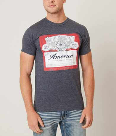 Brew City American Budweiser T-Shirt