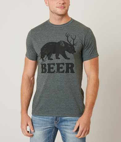 Brew City Beer Bear T-Shirt