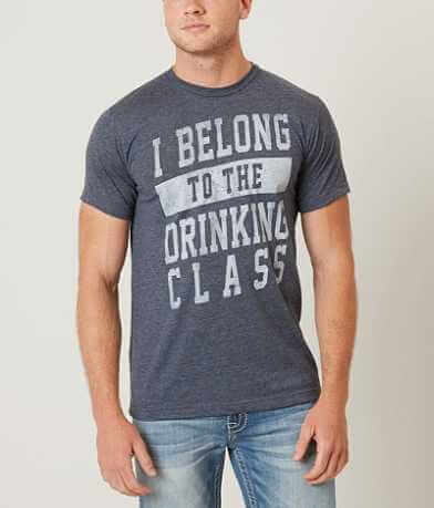 Brew City Belong To The Drinking Class T-Shirt
