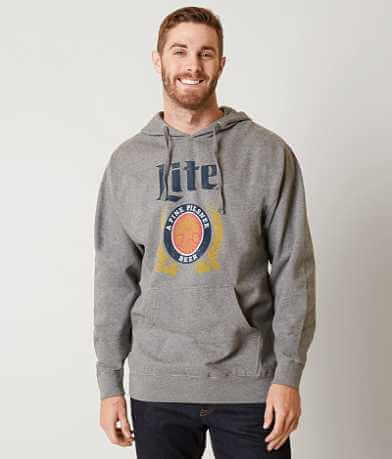 Miller Lite Hooded Sweatshirt