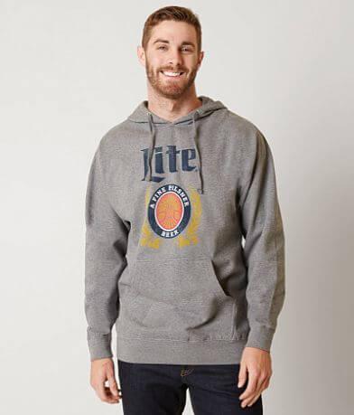 Miller Lite Hooded Sweatshirt