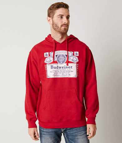 Budweiser Hooded Sweatshirt