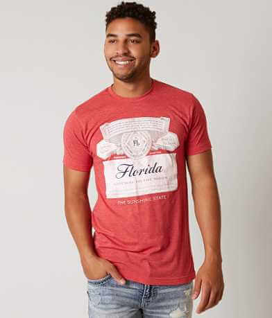 Brew City Budweiser Florida T-Shirt