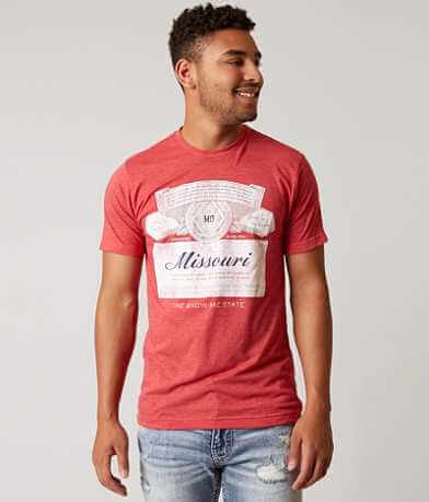 Brew City Budweiser Missouri T-Shirt