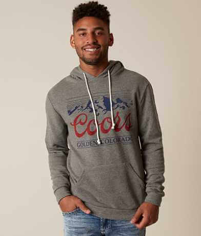 Brew City Coors Hooded Sweatshirt