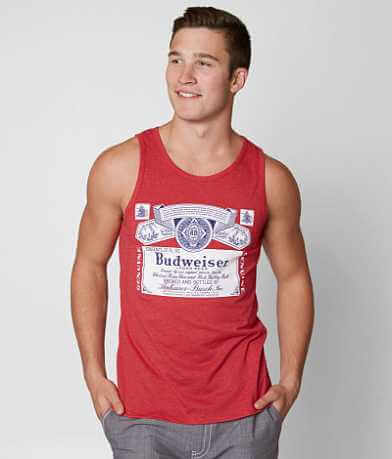 Brew City Budweiser Tank Top