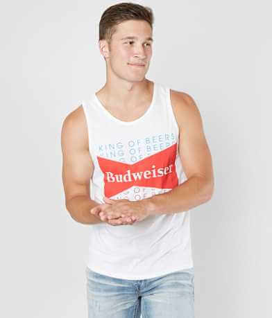 Brew City Budweiser King Of Beers Tank Top