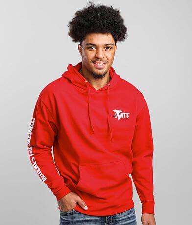 Brew City Fireball® WTF Hooded Sweatshirt