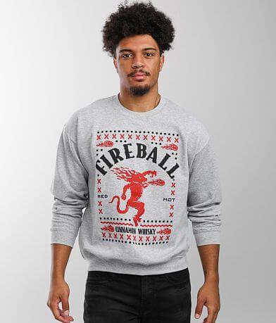 Brew City Fireball® Ugly Sweatshirt