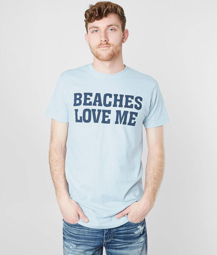 Brew City Beaches Love Me T-Shirt