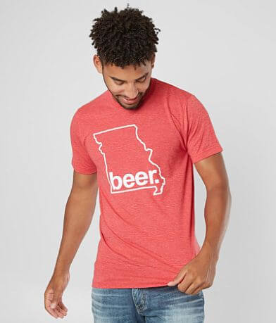 Brew City Missouri Beer T-Shirt
