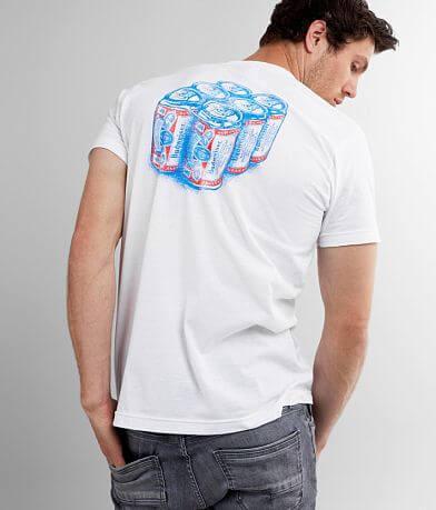 Brew City Budweiser® 6 Pack T-Shirt