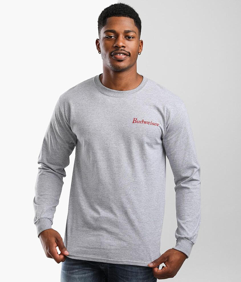 Brew City Budweiser® Six Pack T-Shirt front view