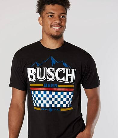 Brew City Busch Beer Racing T-Shirt
