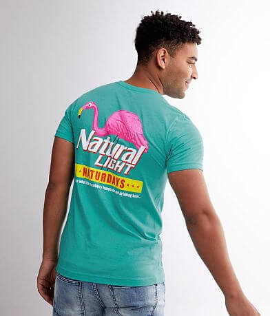 Brew City Natural Light® Flamingo T-Shirt