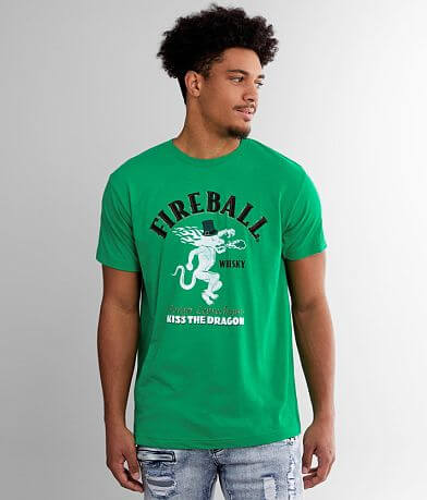 Brew City St. Pat's Fireball® Whisky T-Shirt