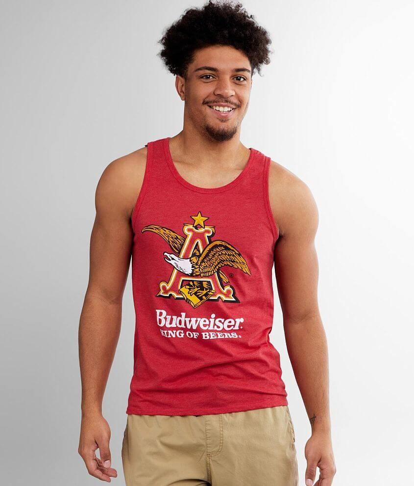 Brew City Budweiser® Tank Top front view