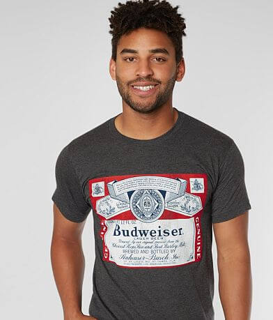Brew City Budweiser® 1966 Label T-Shirt