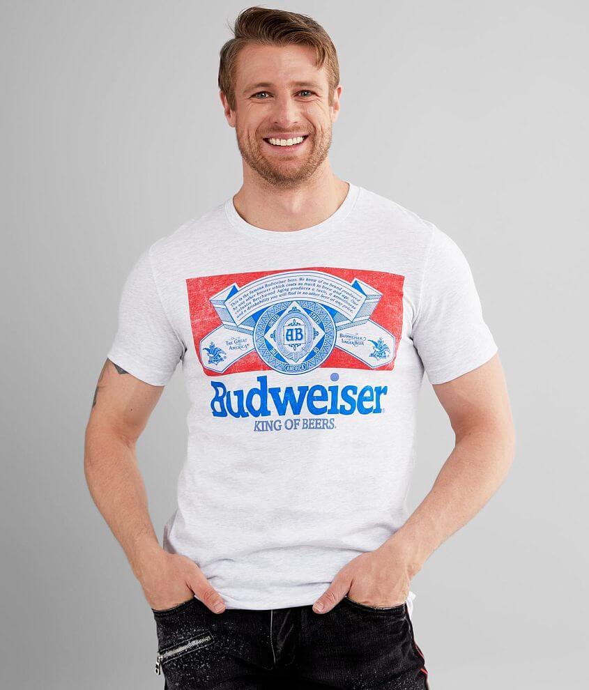 Brew City Budweiser® Half Bud 1969 T-Shirt front view