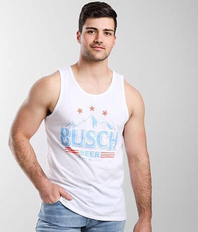 Brew City Busch Beer Tank Top