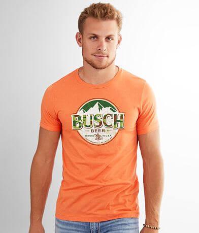 Brew City Busch Beer Camo T-Shirt