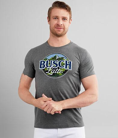 Brew City Busch Latte Camo T-Shirt