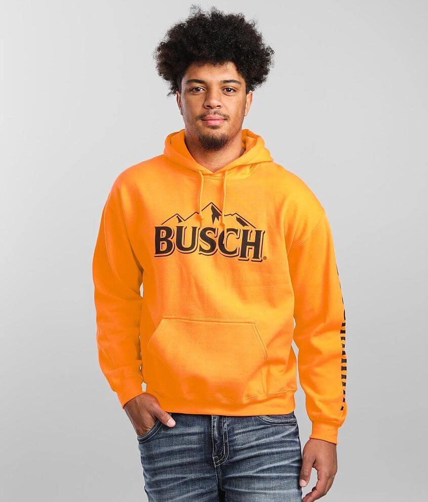 Brew City Bush® Beer Hooded Sweatshirt front view