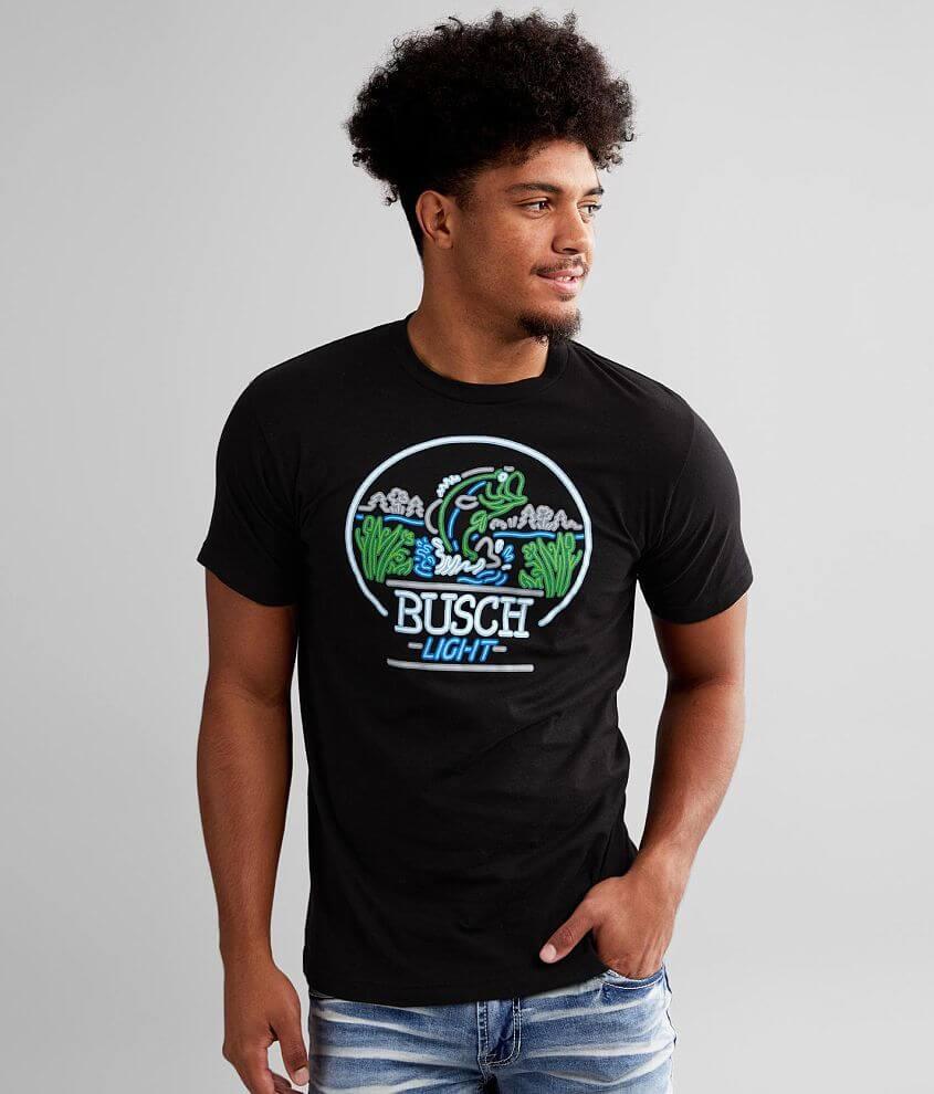 Brew City Busch Light Bass T-Shirt front view