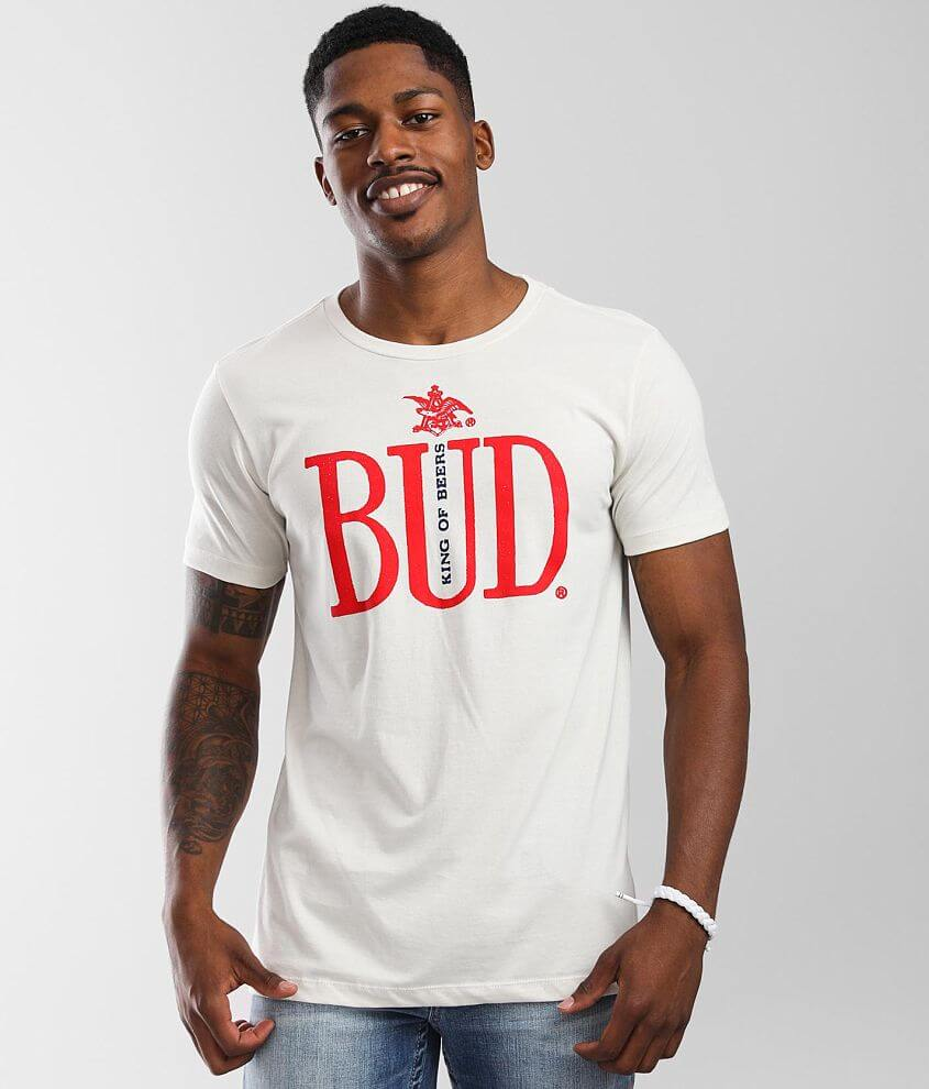 Brew City Bud® King Of Beers T-Shirt front view