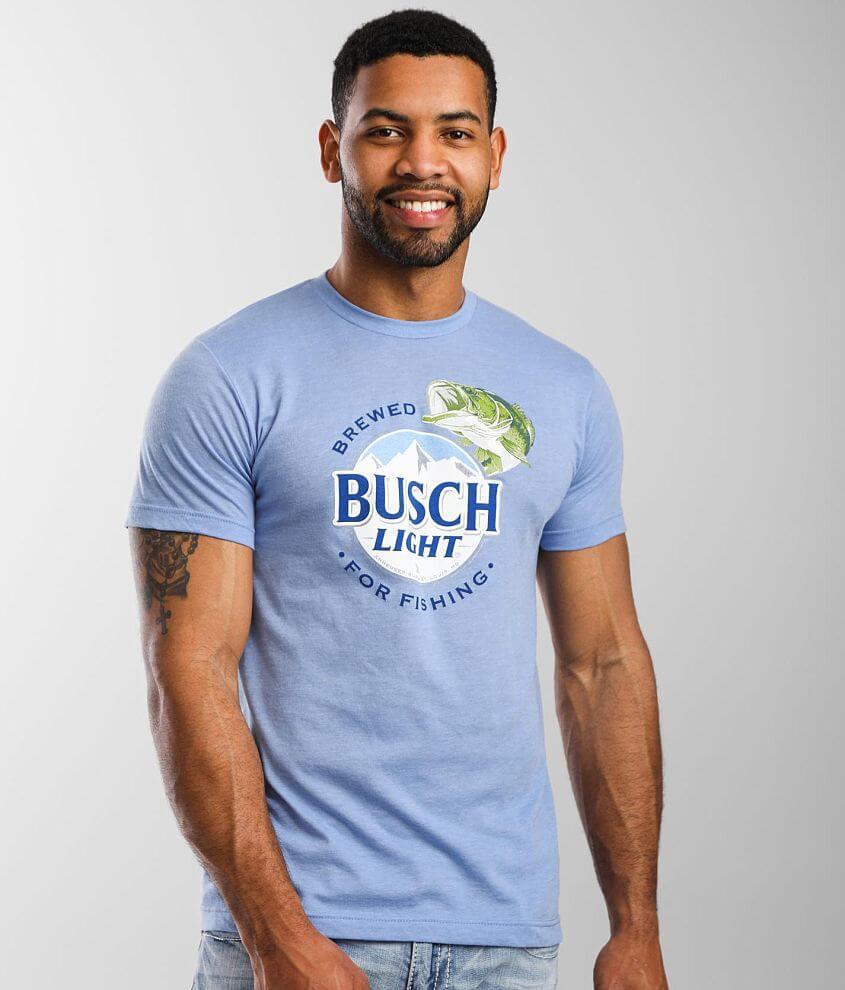 Brew City Busch Light® Fishing T-Shirt front view