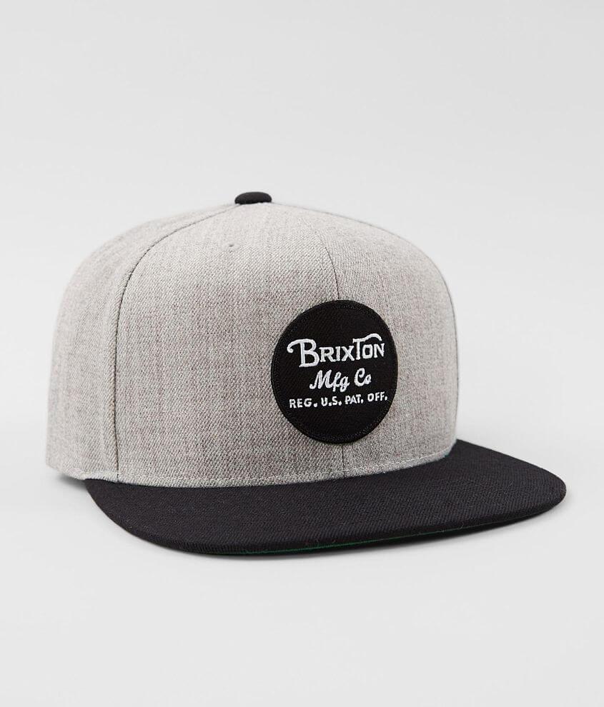 Brixton Wheeler Hat front view