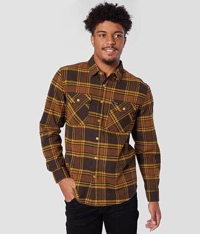 Brixton Dowery Flannel Shirt