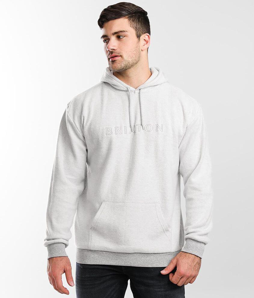 Brixton Way Hooded Sweatshirt front view