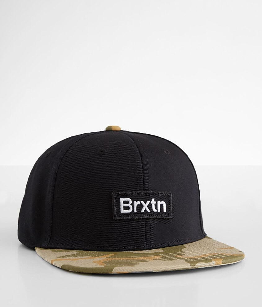Brixton Gate III Hat front view