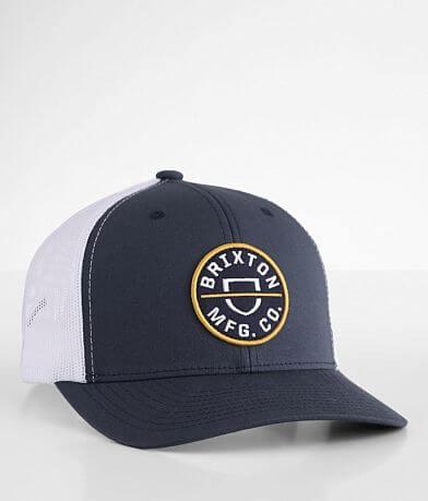 Brixton Crest Trucker Hat
